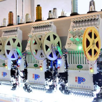 High-Performance Embroidery Machine